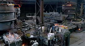 Ilyich iron and steel works