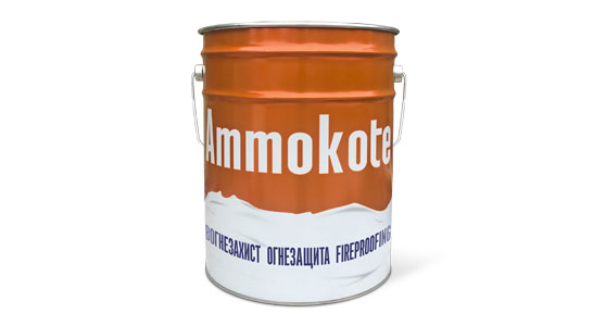 Fire protection coating Ammokote MS-90