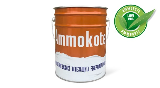 Fire protection solution Ammokote MF-180